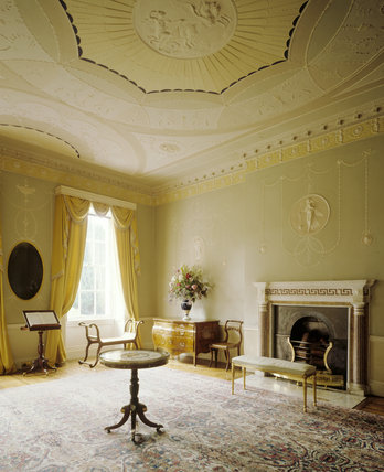 The Drawing Room Ardress Ardress House At National Trust