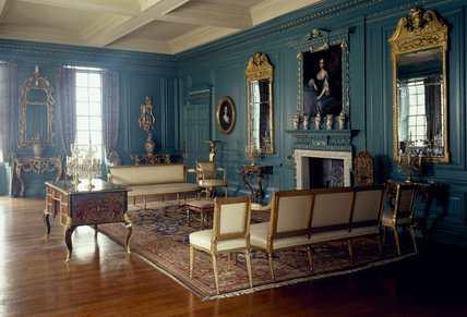 The Drawing Room of the Treasurer's House, York