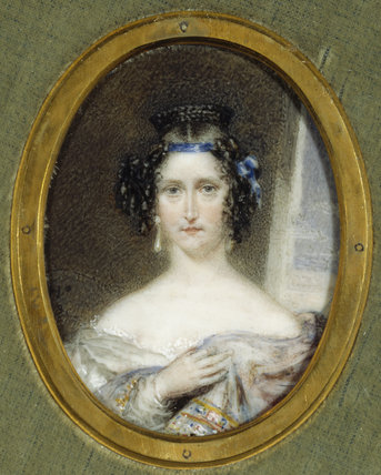 MARY ANNE, COUNTESS BEACONSFIELD, 1792-1872 by J.G. Middleton