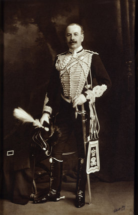 Photograph Of Major Coningsby Disraeli 9 Hanging In The