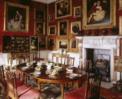 The Morning Room at Saltram