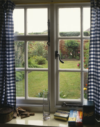 A view out from No.20 Forthlin Road