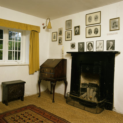 The Office at Hardy's Cottage