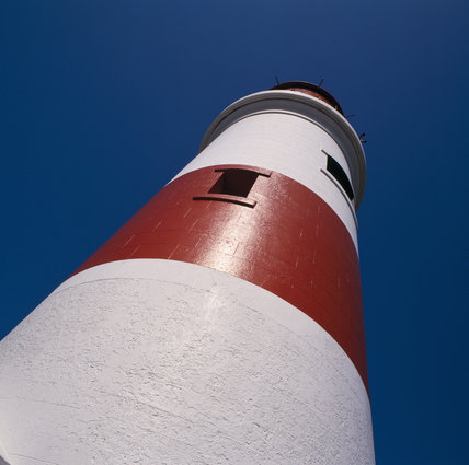 Detail of Souter Lighthouse