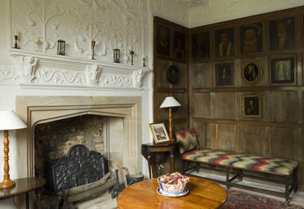 The Kings Room At Westwood Manor Near Bradford On Avon