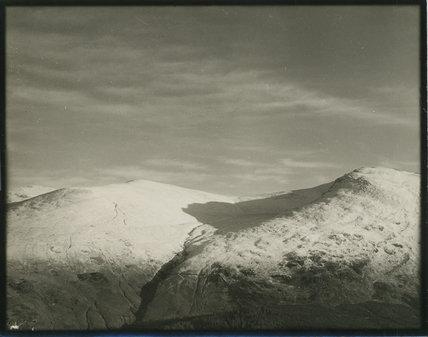 Unidentified Mountain top