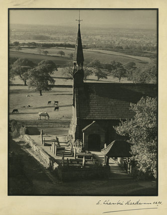 An Old Church in West Cheshire