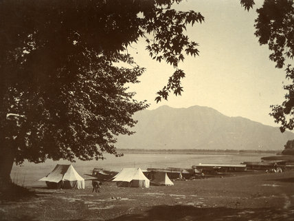 Army Tents, India