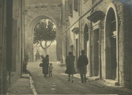 Street in Europe/India