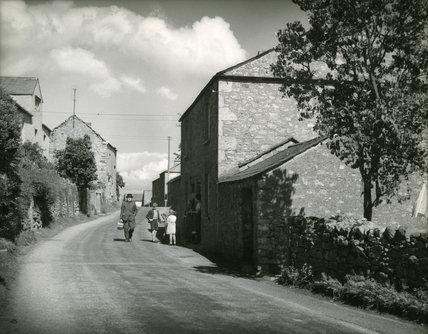 Unidentified Village Street