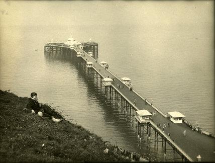 Unidentified Seaside Pier