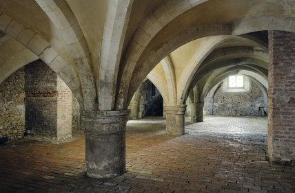 The Cellarium at Mottisfont Abbey, Hampshire