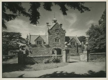 Cors-Y-Gedol Hall Gatehouse