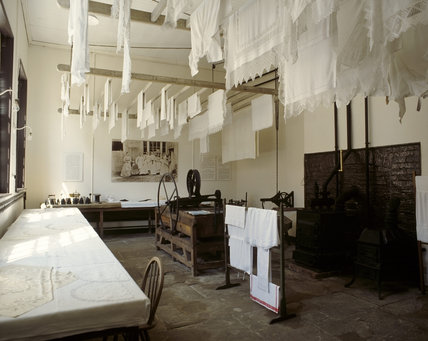 The Laundry, Beningbrough
