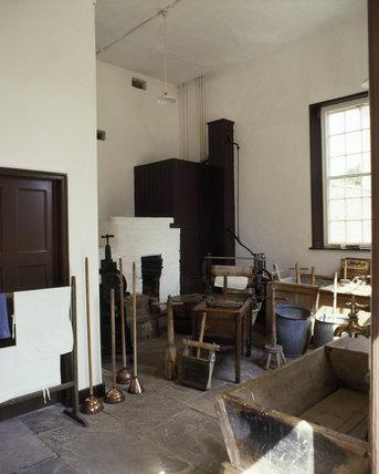 The Laundry at Beningbrough Hall