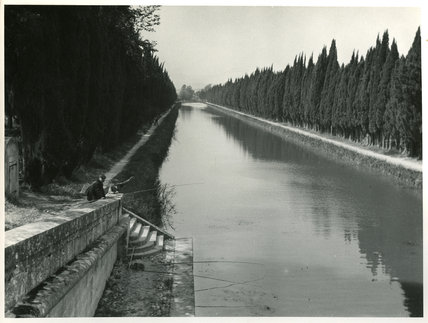 Canal Near Carcossone