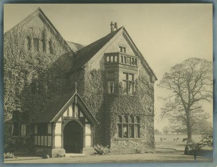 Mr Edward Porritt's House