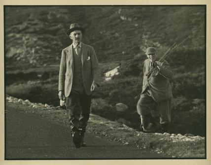 Neville Chamberlain Fishing II