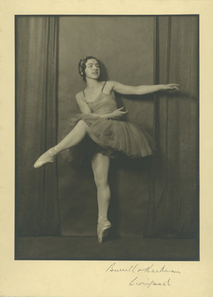 Miss Hammond's Dancer- Miss Winter-Hughes