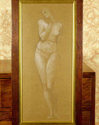 Study from the human form by Richmond