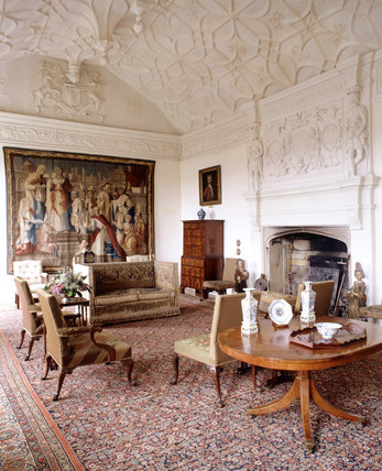 The Great Chamber at Trerice