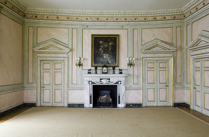 The Old Dining Room at Mottisfont Abbey, Hampshire