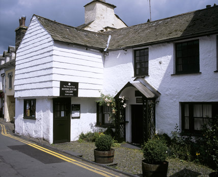 Beatrix Potter Gallery in Cumbria