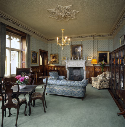 Lord Wraxall S Sitting Room At Tyntesfield Tyntesfield At