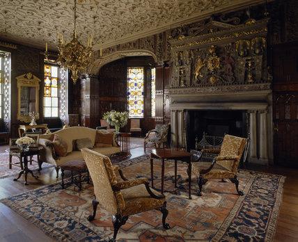 Tredegar House Tea Room