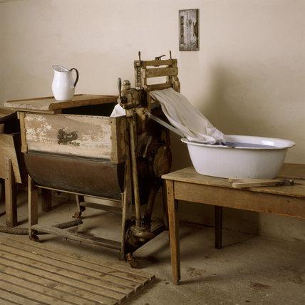 The Thor Washing Machine In The Laundry Berrington Hall