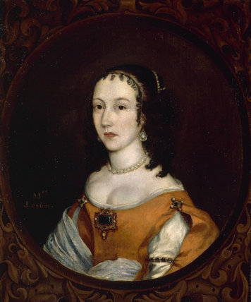 PORTRAIT OF A LADY, MRS