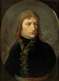 General Bonaparte / Ptg.by Bacler d'Albe