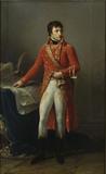 Napoleon Bonaparte / Ptg.by A.J.Gros