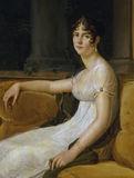 Empress Josephine / Portrait / Gerard / DETAIL