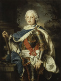 Friedrich Christian of Saxony /Subleyras