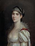 Empress Josephine / Painting by Lefevre