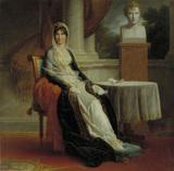 Maria L.Bonaparte / Portrait / Gerard