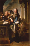 Moritz of Saxony / Nattier