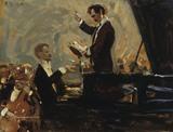 Skrjabin in piano concert / Sterl