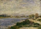 Renoir / The Seine at Argenteuil /c.1873