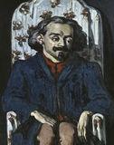 P.Cezanne, Achille Emperaire / c.1868 / DETAIL