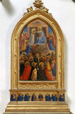 Fra Angelico /Coronation of Mary/ C15th