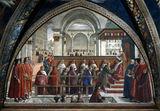Ghirlandaio /St.Francis bef.Honorius III
