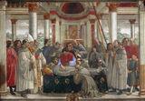 Ghirlandaio / Exequies of St.Francis