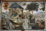Ghirlandaio /Stigmatisation o.St.Francis