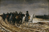 French Campaign 1814 / Meissonier
