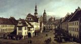 Pirna, Market square / Bellotto
