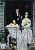 Manet / The Balcony / 1868