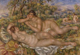 A.Renoir / Bathers / 1918-19