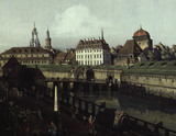 Dresden, Saturn bastion / by Bellotto